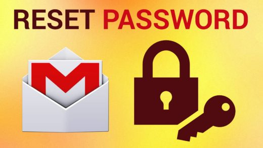 how to reset gmail picture