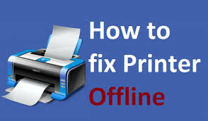 Solved Steps:Turn HP Printer from Offline to Online