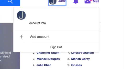 How to Clear/Delete Yahoo Search History